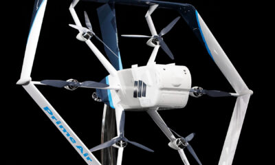 amazo mlk27 delivery drone