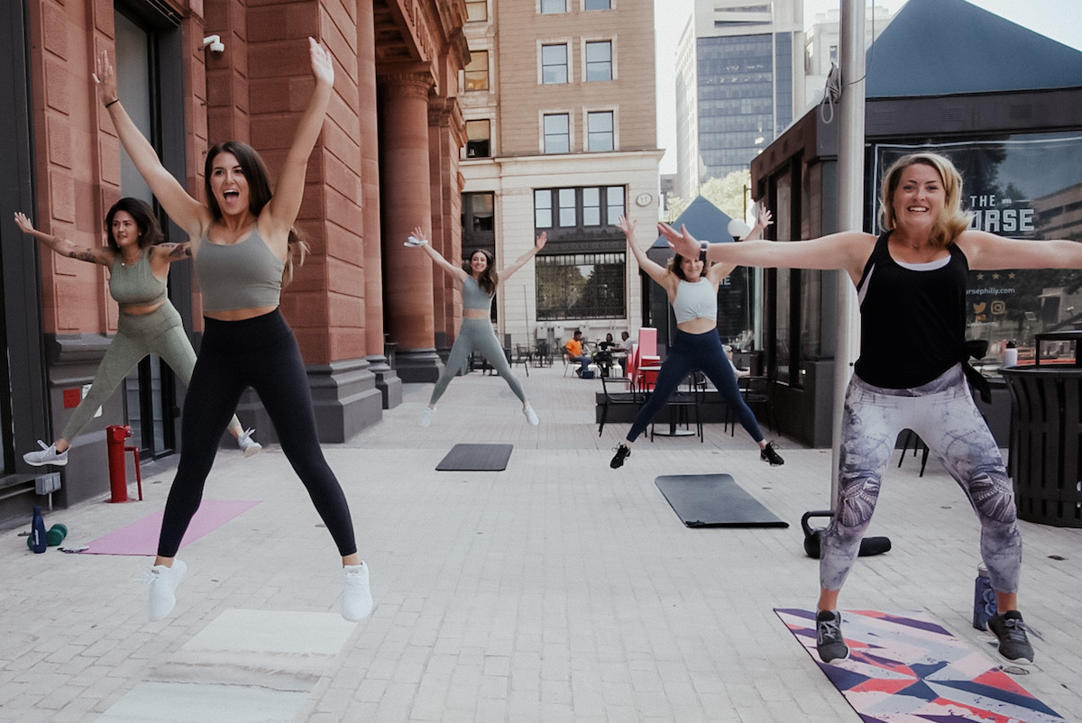 bootcamp at the bourse