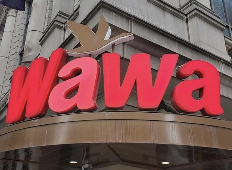 wawa south broad street closed
