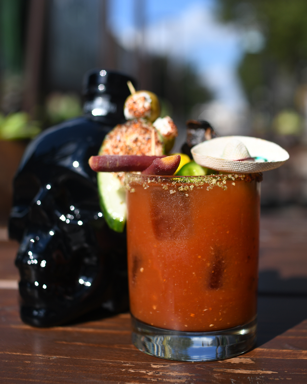 monster mash bloody mary