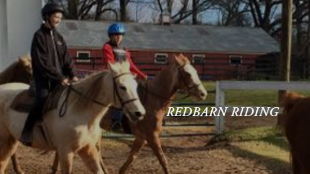 Redbarn Riding