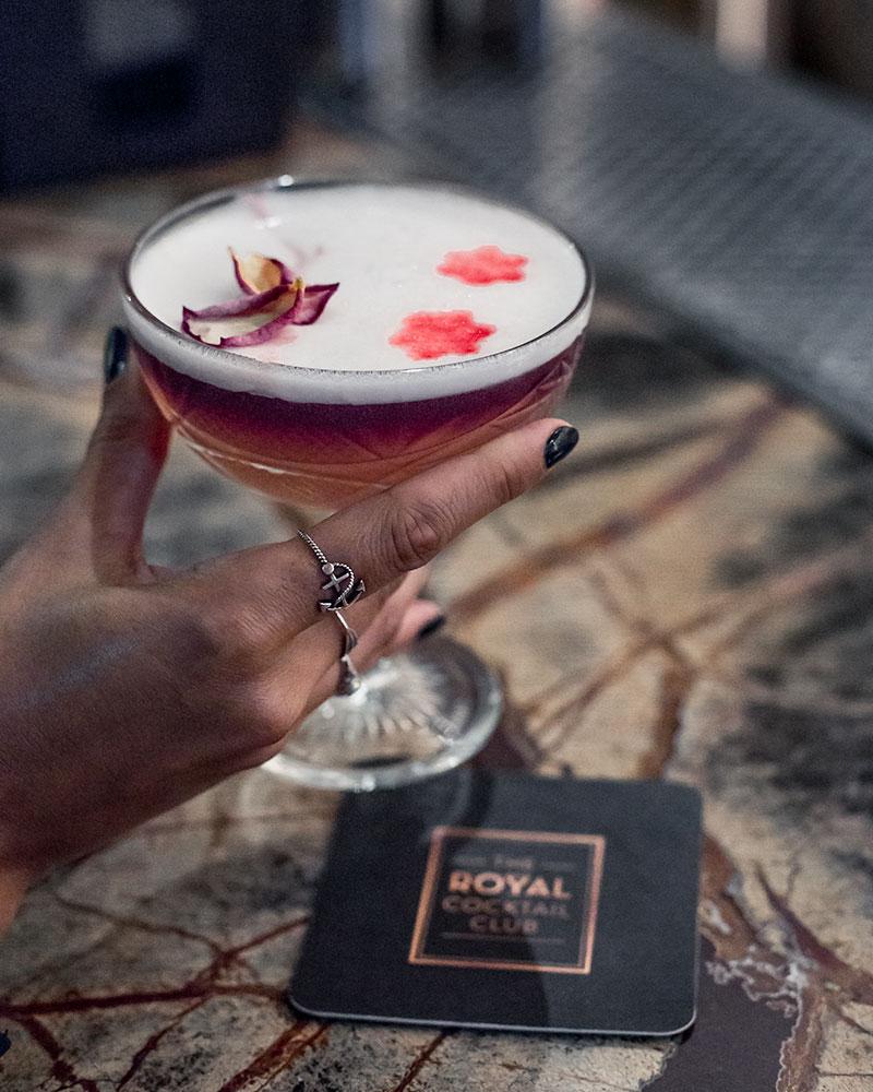 The Royal Cocktail Club Porto