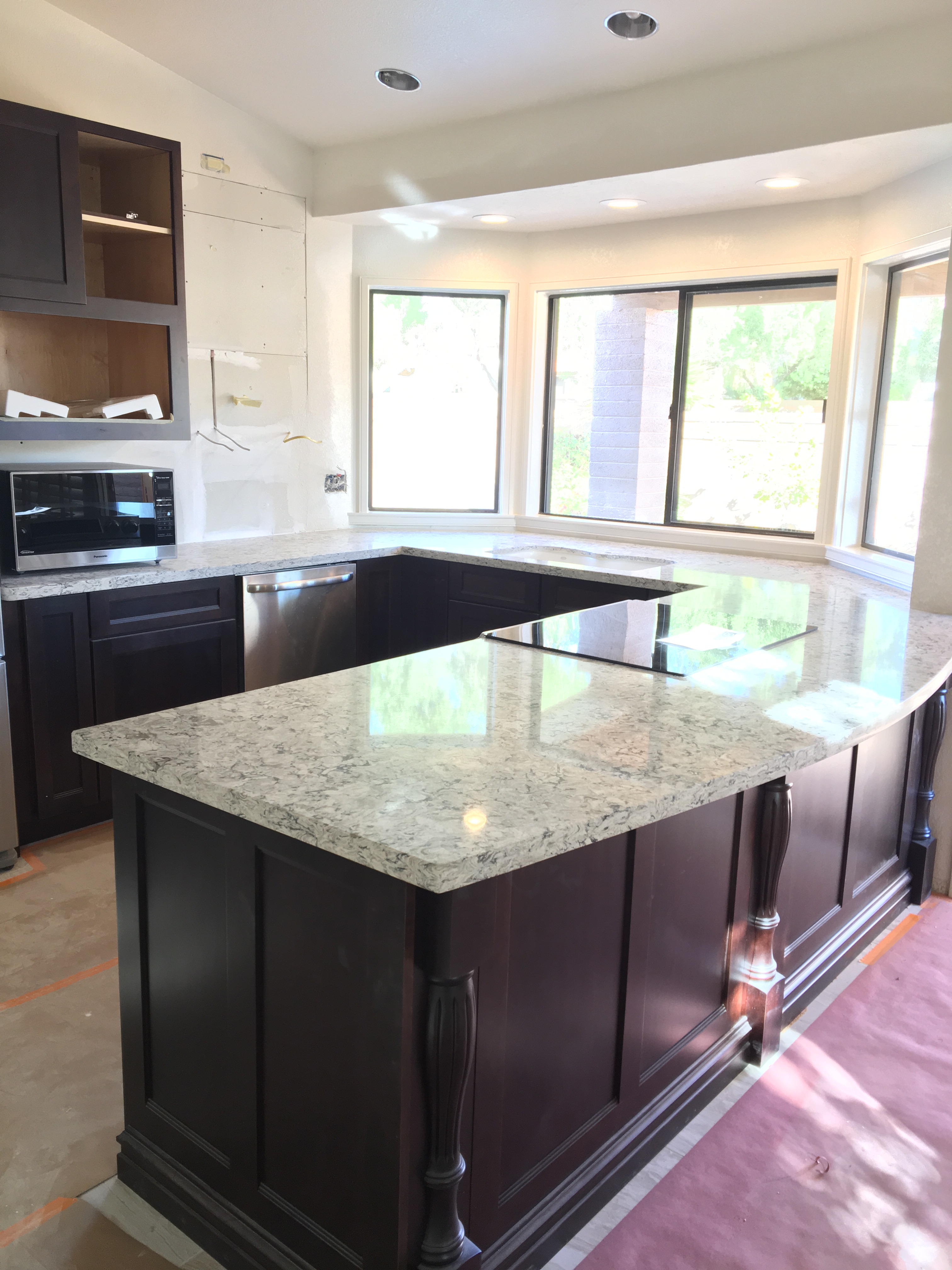 Kitchen Granite Installation