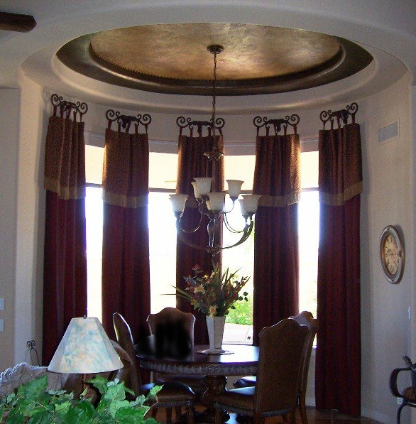 Custom Window Treatments and Drapes