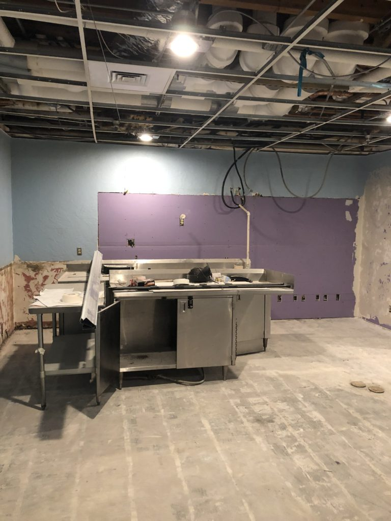 Marriott Camelback Inn Cafeteria Tear Out
