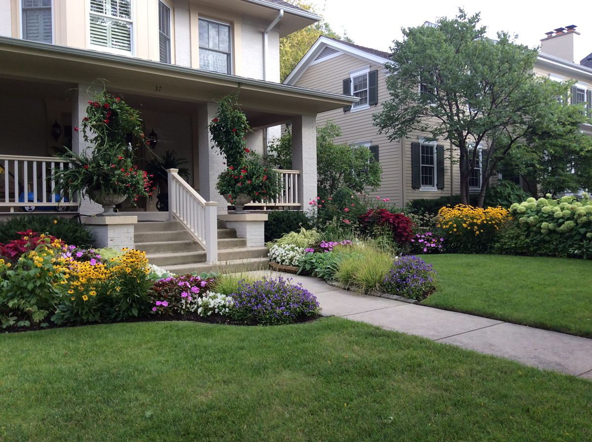 Welcoming Front Yards