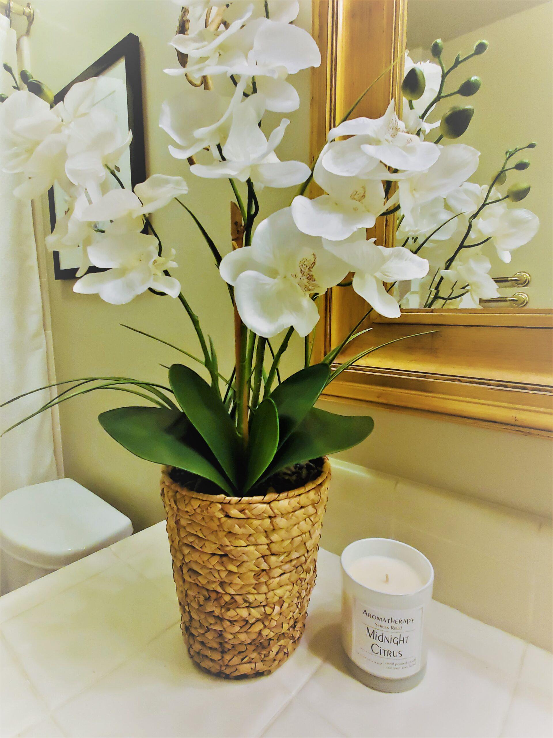 orchid main bath