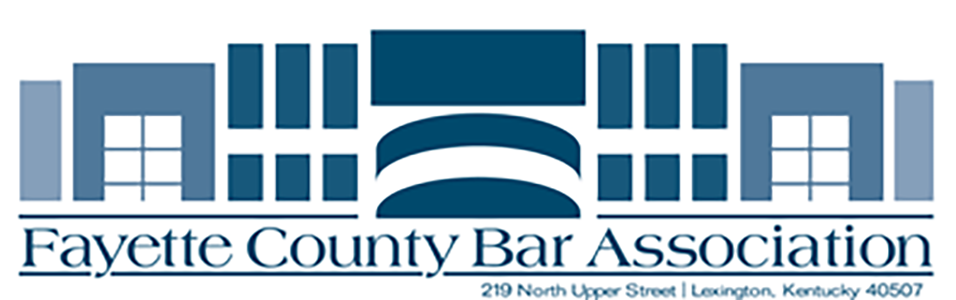 Fayette County Bar Association Logo