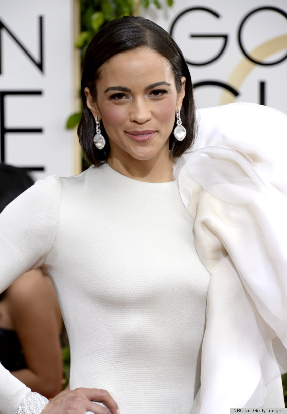 Paula Patton Golden Globes