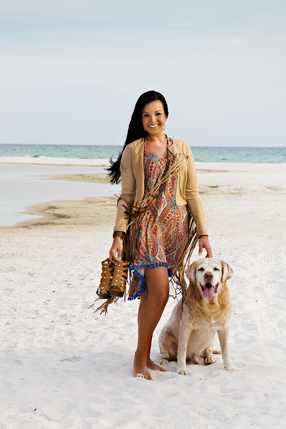 Rachel Anderson 30A Street Style Dogs