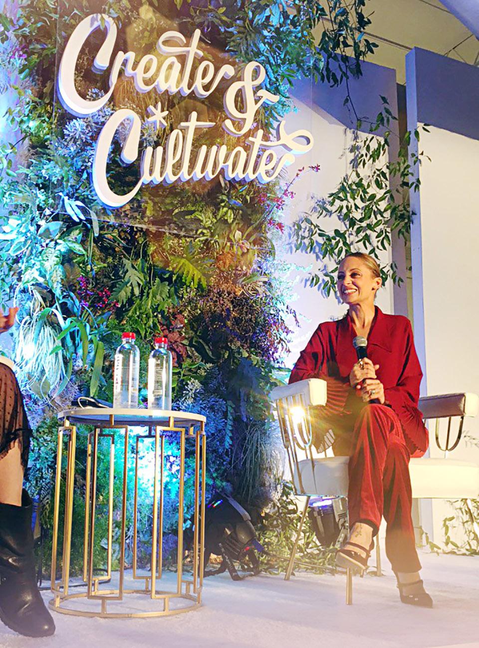 Create Cultivate Atlanta Nicole Richie - photo