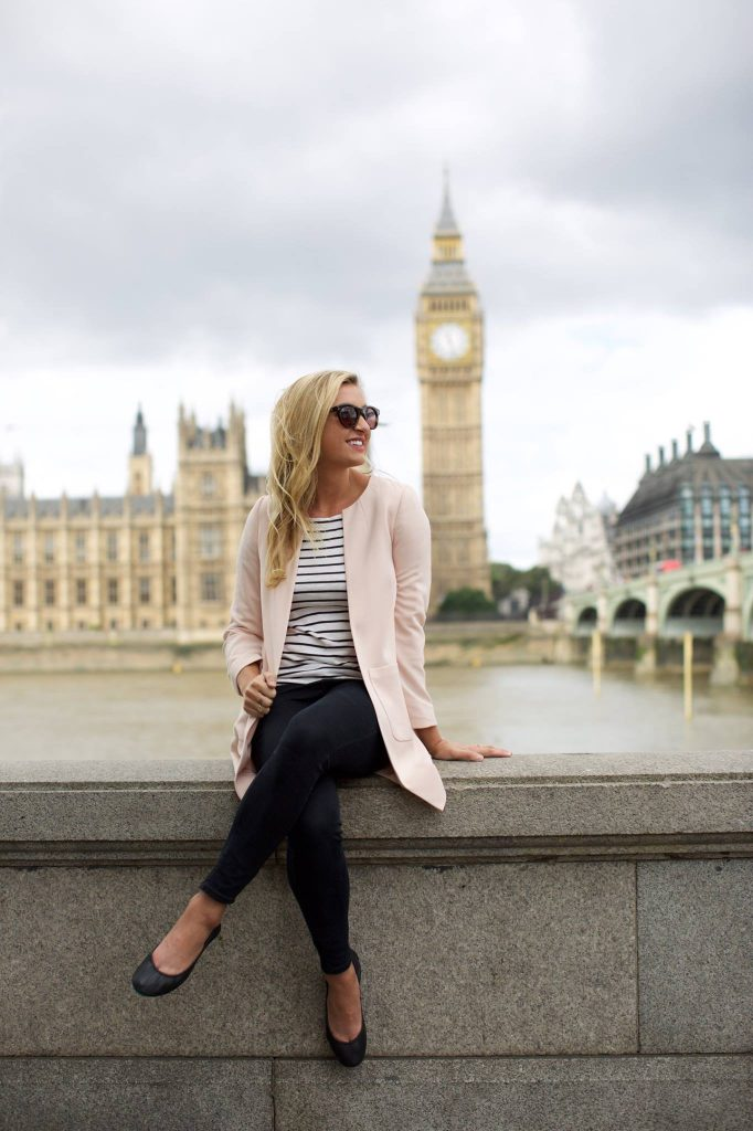 Whitney Haldeman Blonde Atlas || 30 Questions on 30A || London