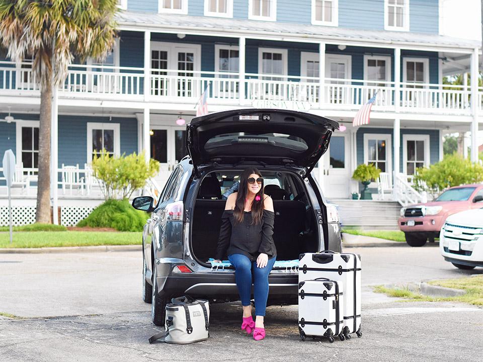 Toyota Road Trip 30A to Apalachicola - Gibson Inn