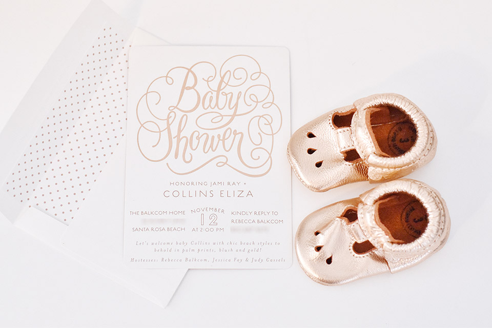 30A Mama Baby Shower For Jami Ray + Collins Eliza Minted Invitations blog