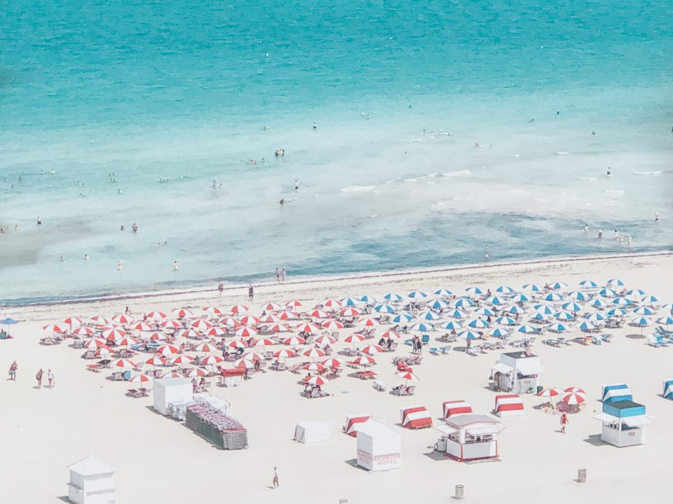 Miami Swim Week South Beach - Jami Ray / 30A Mama