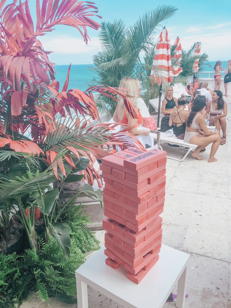 Miami Swim Week - Gym Shark - Bollare - Shore Club Penthouse