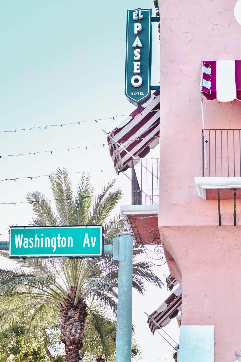 Miami Swim Week El Paseo Hotel South Beach - 30A Mama