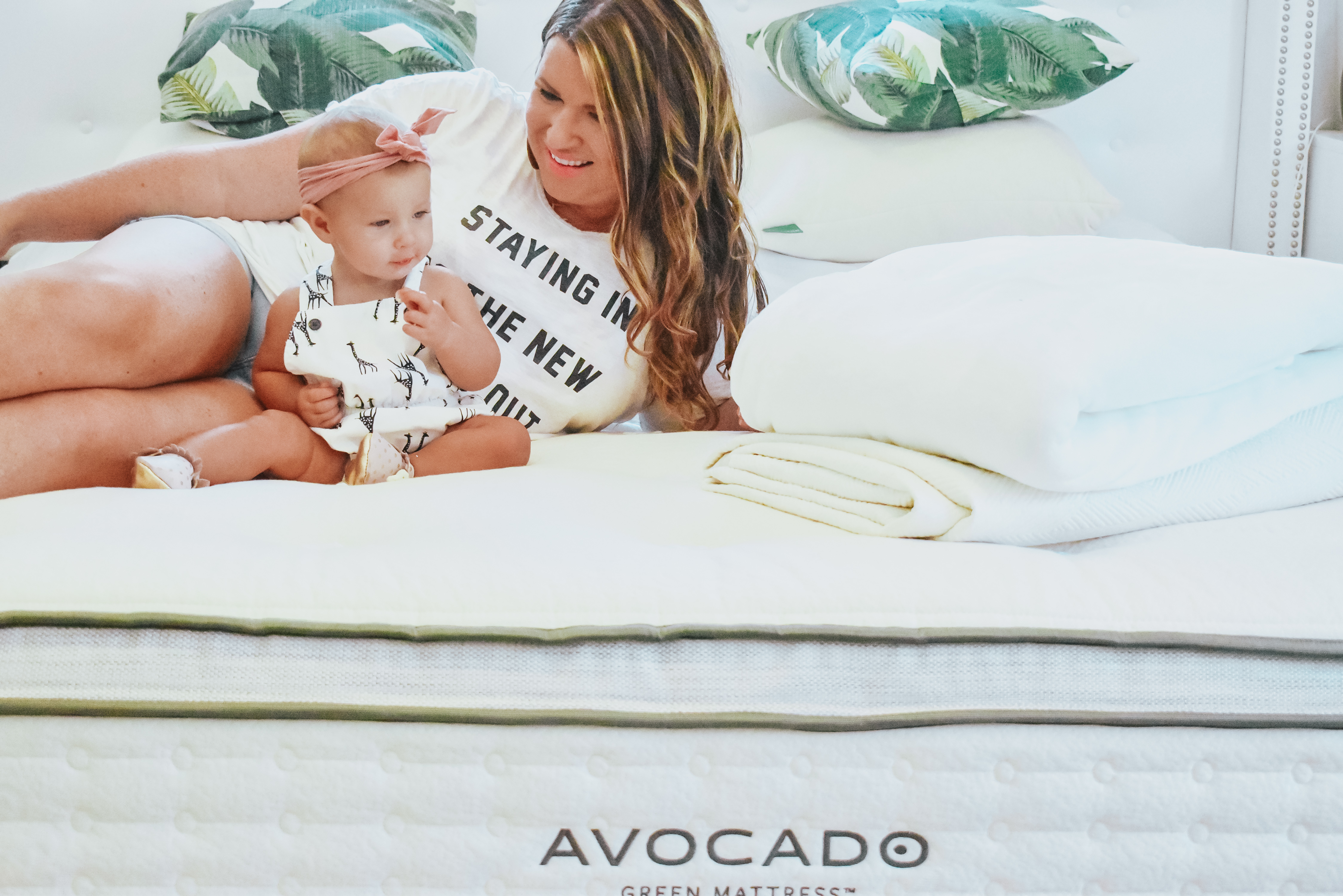 30A Mama - Avocado Mattress Review