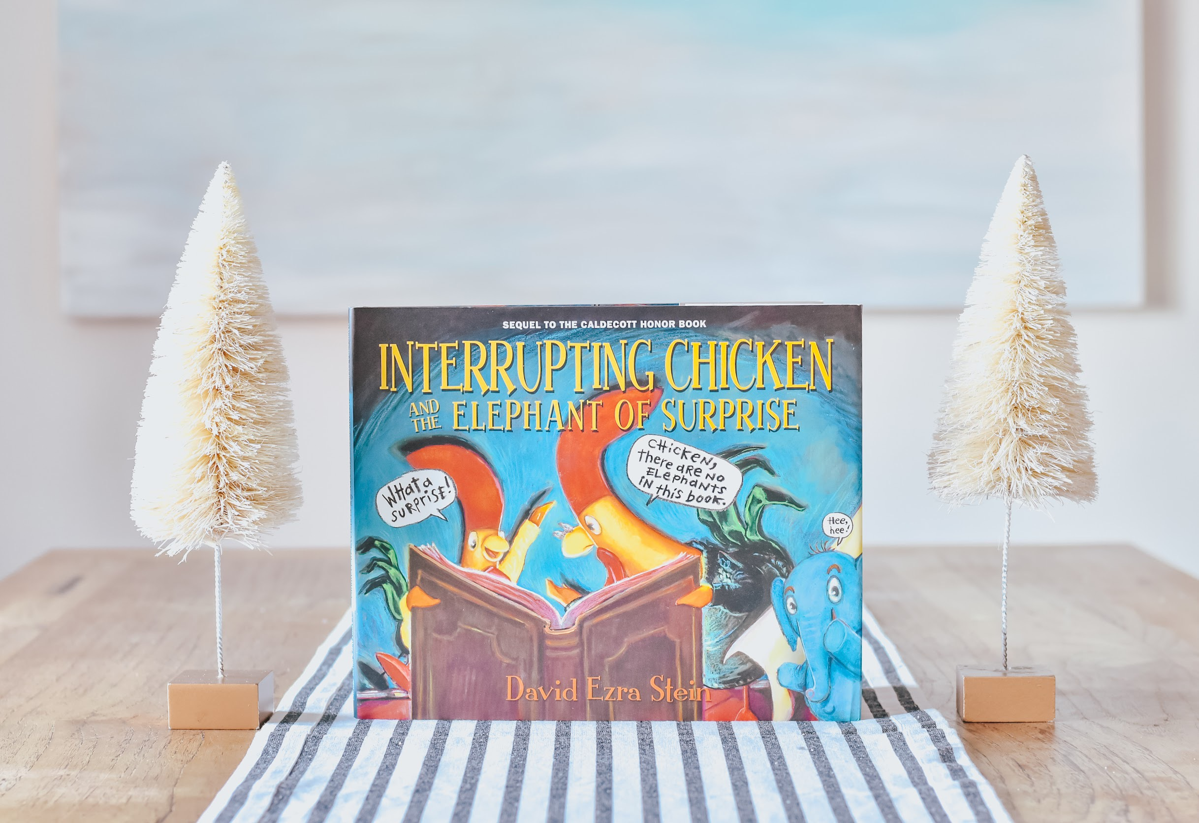 30A Mama Kids Gift Ideas with Babbleboxx -Interrupting Chicken and the Elephant of Surprise