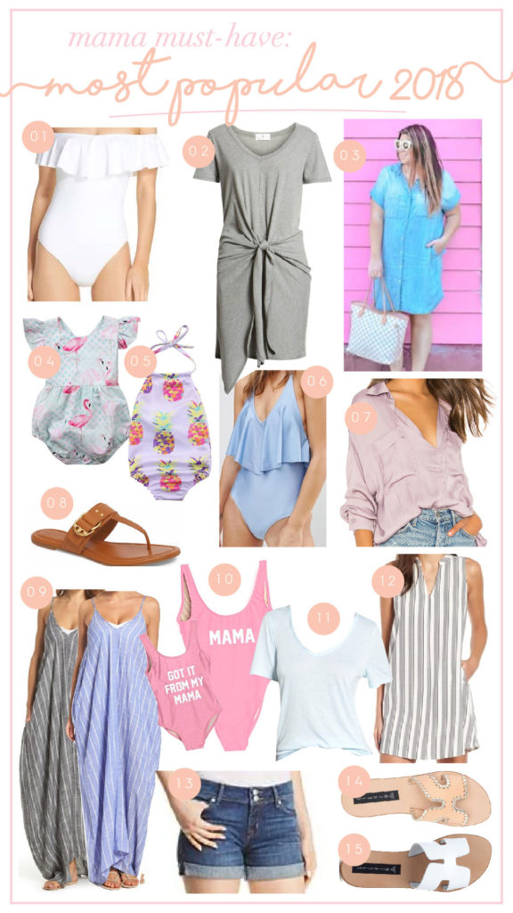 30A Mama Retail Therapy - Best of 2018 - Most Popular Styles on the Blog