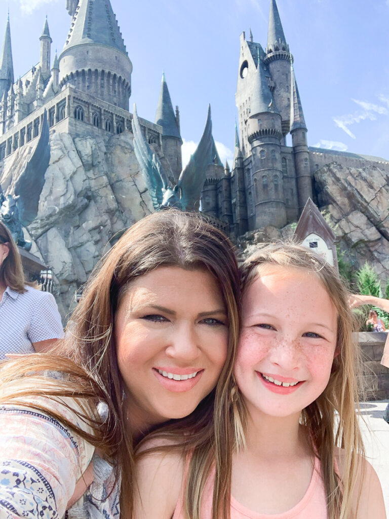 30A Mama Travel - Hogwarts