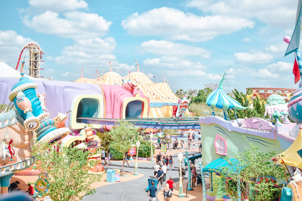 30A Mama Travel - Seuss Land