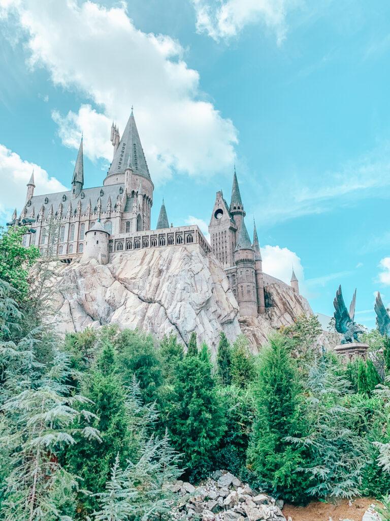 30A Mama Travels - Wizarding World of Harry Potter - Hogwarts