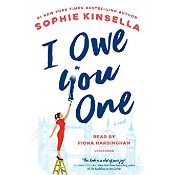 I Owe You One by Sophie Kinsella