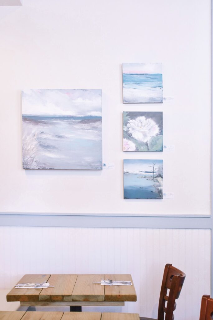 30A Mama - Local Love Phat Crab in Carillon Beach - Lori Drew art
