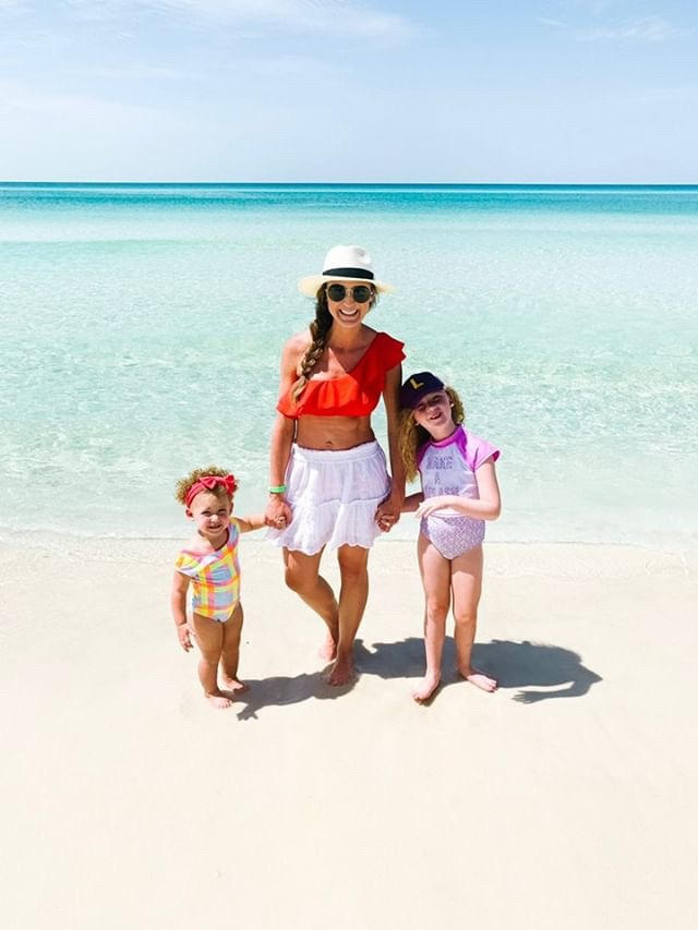 Mallory Fitzsimmons Style Your Senses on 30A Mama Podcast