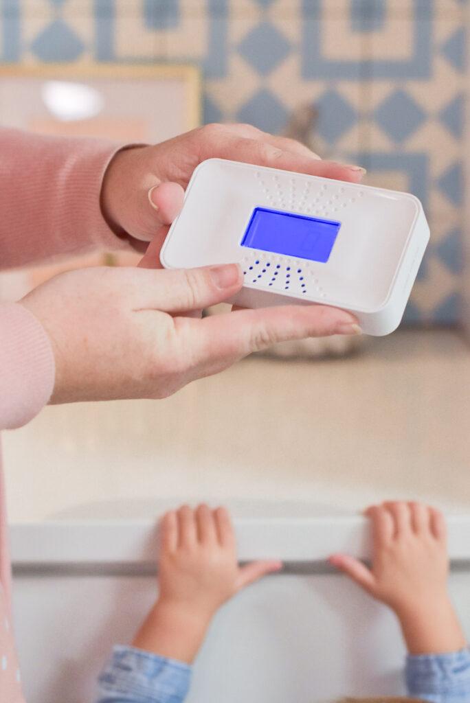 30A Mama First Alert Carbon Monoxide Alarm