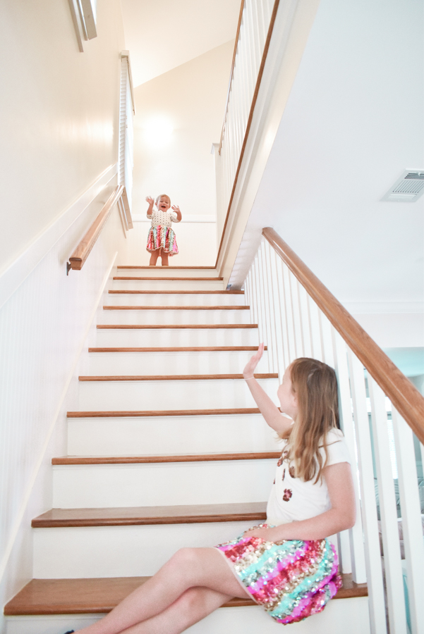30A Mama blog - Seaside Cottage Rental Agency - Whatcha Dune - stairs