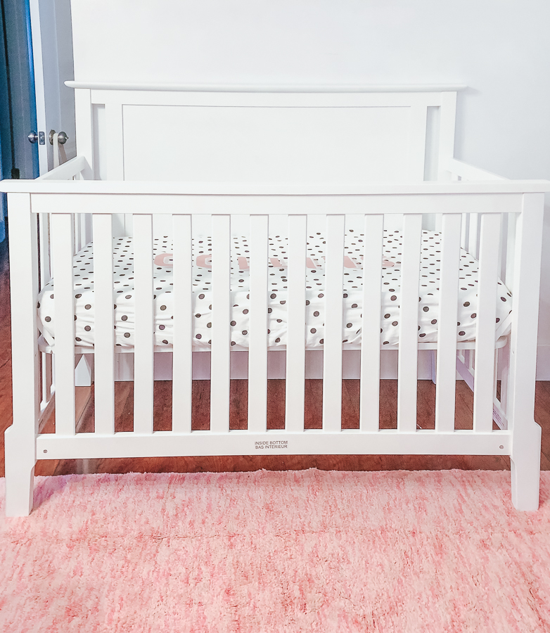 30A Mama - Mini Nursery for Collins - Delta crib