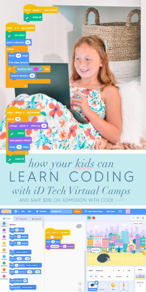 Pin to Save - 30A Mama - iD Tech Virtual Camp