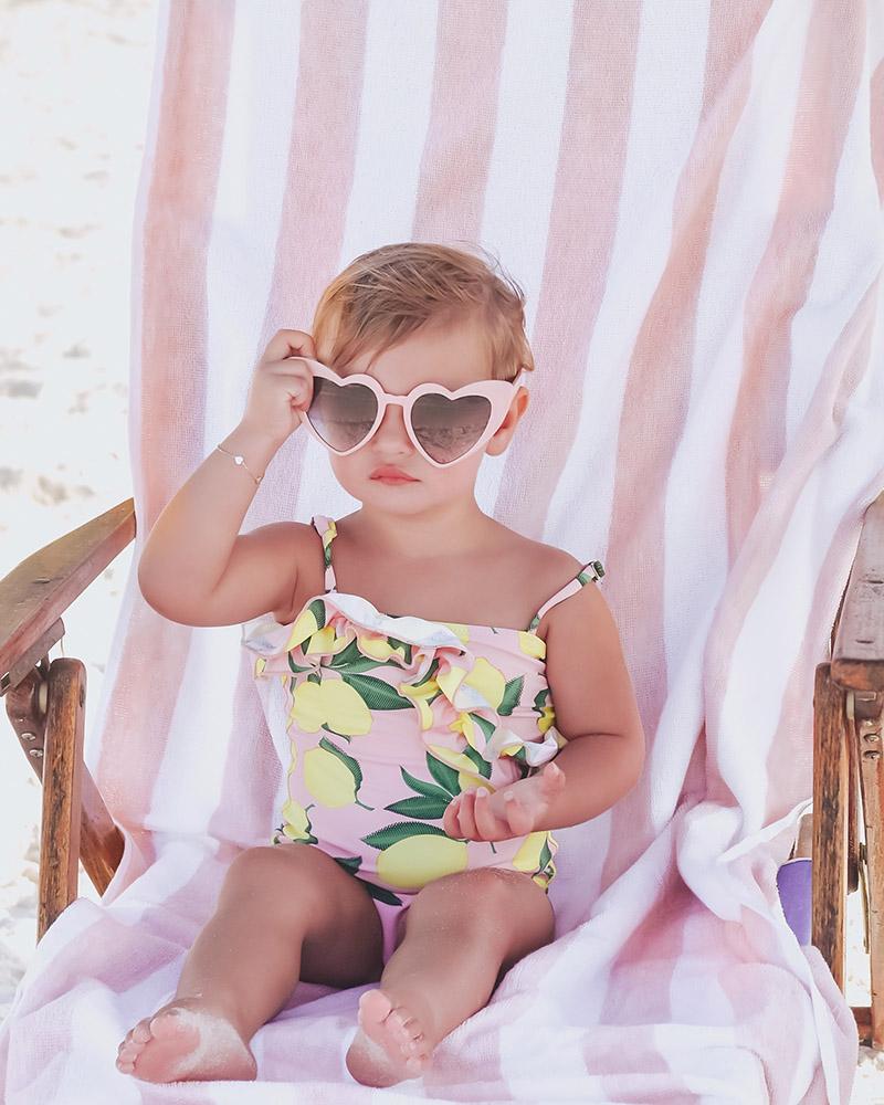 30A Mama Blush Beach Towel