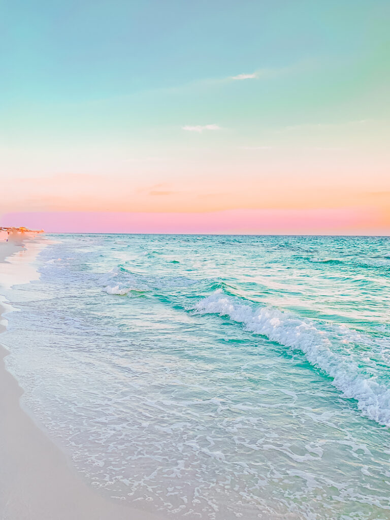 30A Mama Best of 2020 Sunsets - summer