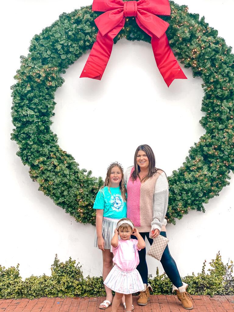 30A Mama Holiday Photo Ops-Rosemary Beach