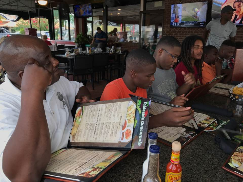 Men In The Making Tallahassee Trip