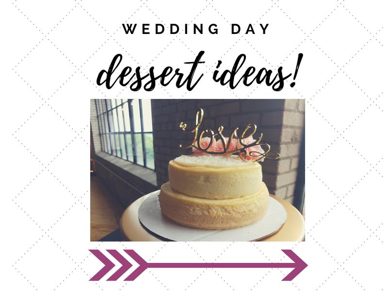 Superb What Are The Best Wedding Dessert Ideas In Grand Rapids Studio Personalised Birthday Cards Veneteletsinfo