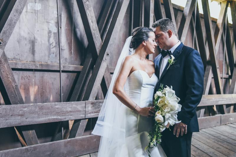 Tammy & Jeff | Harris Building Wedding | Grand Rapids, Michigan