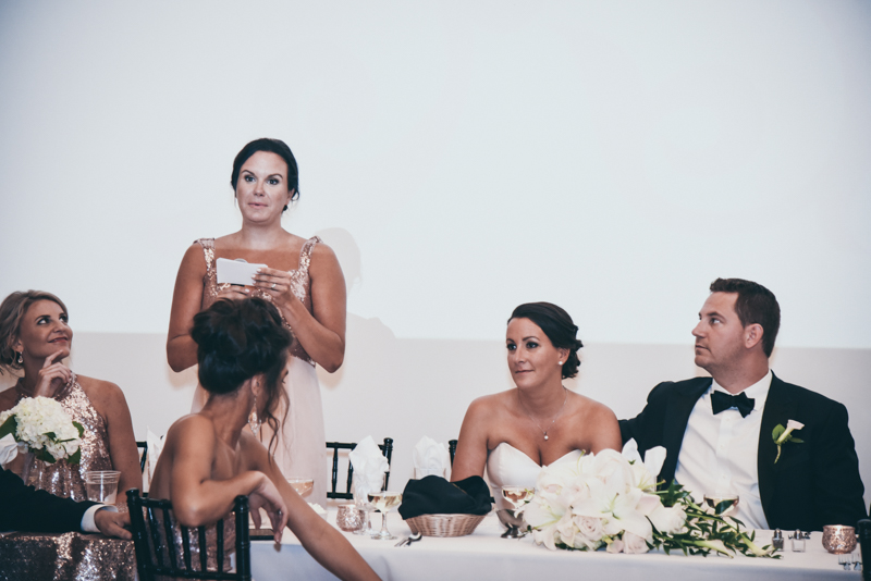 speeches at a wedding reception