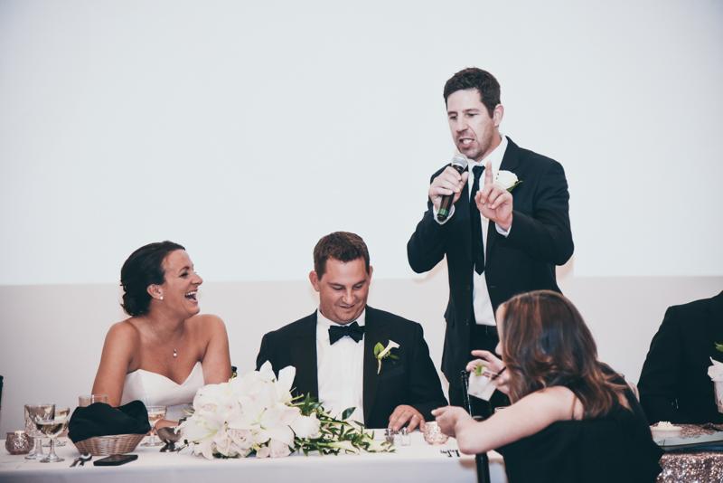 speeches at a wedding reception