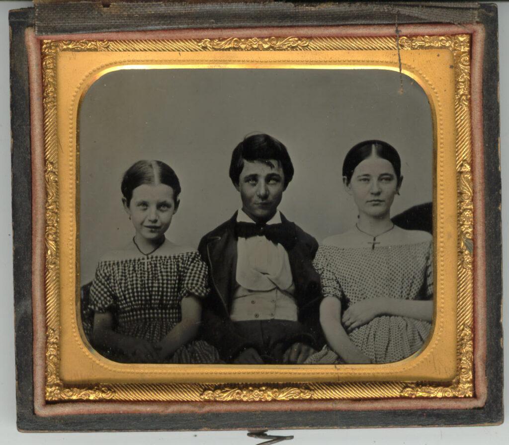 Trio of children 2 of 2