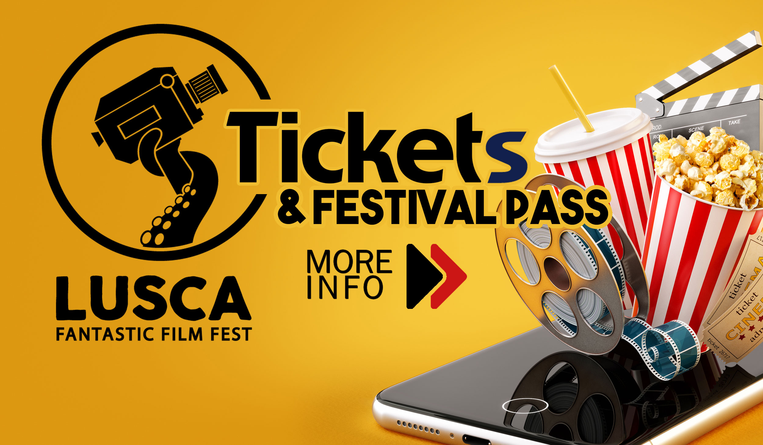 Lusca Tickets & Passes
