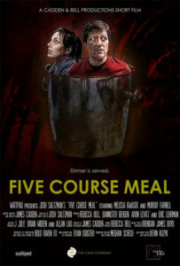 <strong>Five Course Meal</strong></br>Dir James Cadden</br> Canadá