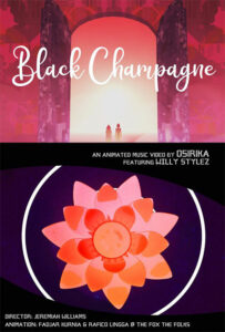 <strong> Osirika- Black Champagne </strong></br>Dir Jeremiah Williams </br> USA