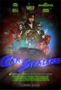 <strong> Car Stealers </strong></br>Dir Christopher Guerrero </br> USA