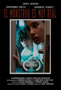 <strong>El Monstruo es muy Real</strong></br>Dir Jowy Santiago</br> Puerto Rico