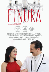 <strong>Finura</strong></br>Dir Angel Janer, Peter Jones</br> Puerto Rico