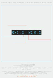 <strong> Hello, World</strong></br>Dir Nathan Hong Fisher</br> USA